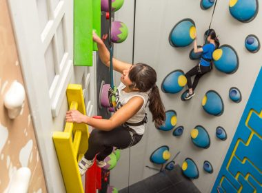 Youth Winter Bouldering Series Jan