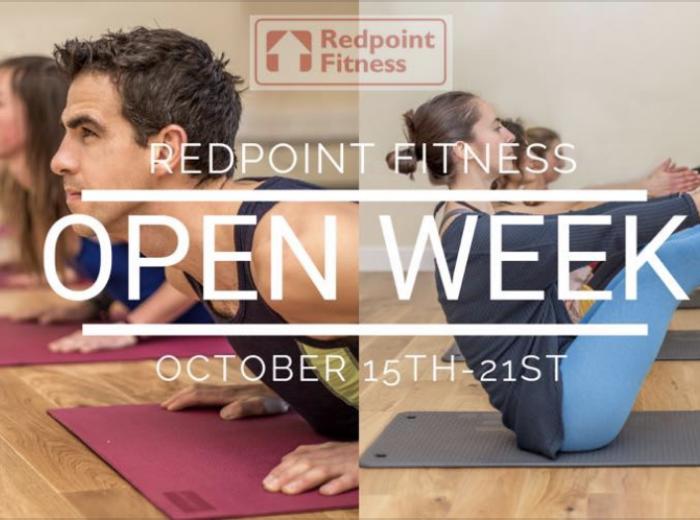 Fitness Open Week